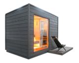 KUUT Sauna Premium L met elektrische heater | 219x325 CM