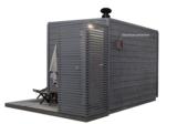Houtkachel sauna van KUUT | Basic M