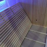 AWT Sauna B1219A populair 160x160 9kW EOS BiO-Thermat