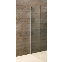 Walk-in douchewand 1950 x 500mm - Eastbrook Valliant type A