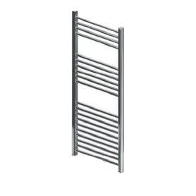 Handdoekradiator multirail straight staal chroom - Eastbrook Wingrave