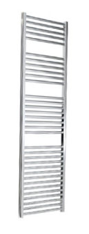Handdoekradiator multirail straight staal chroom - Eastbrook Biava