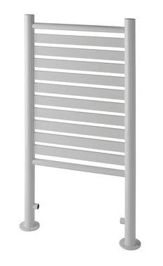 Handdoekradiator multirail Staal Wit 1000x529mm 506 watt - Eastbrook Termoli