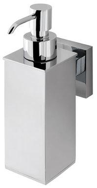 Rimini metalen zeepdispenser