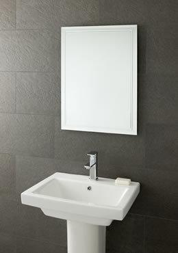 Seatle 700 x 500mm twee-laags spiegel