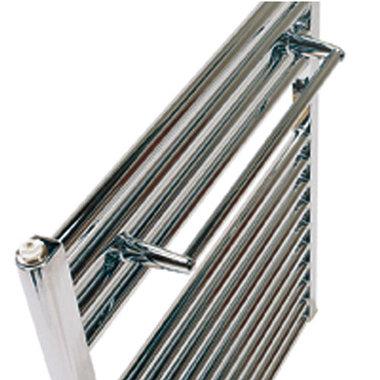 Handdoekhanger radiator chroom 19x66,5cm - Eastbrook