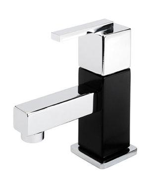 Prado 600 bad kranen zwart/chroom