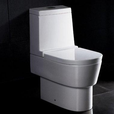 EAGO WA332P staand toilet