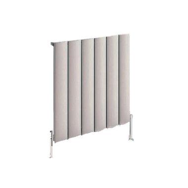 Design Radiator horizontaal Aluminium Mat Cappuccino - Eastbrook Malmesbury
