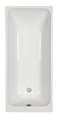 ligbad badkuip inbouw enkelzijdig wit 1500x700mm - Profile Eastbrook
