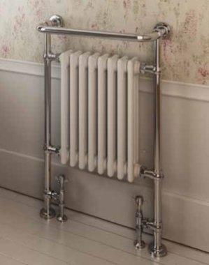 Handdoekhanger radiator staal 94x60cm - Isbourne Eastbrook