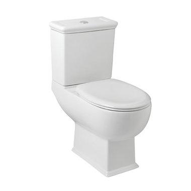 Toiletpot wc 430x370mm wit - Cheltenham Eastbrook