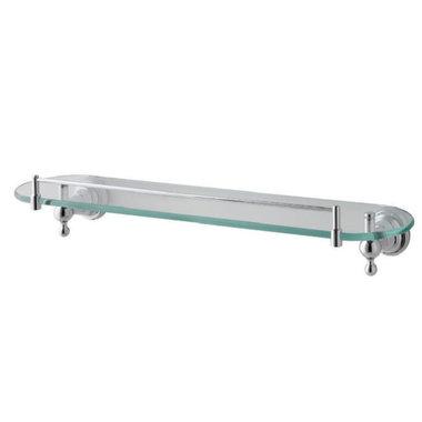 Planchet glas badkamer 50x12,7cm - Rockingham Eastbrook