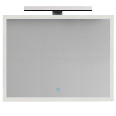 Badkamerspiegel 96x85x1,3cm (lxbxh) incl. ingebouwde LED verlichting en touch sensor  BA-1000J STONEART