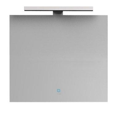 Badkamerspiegel 78x65x3,5cm (lxbxh) incl. ingebouwde LED verlichting en touch sensor  NA-0800J STONEART