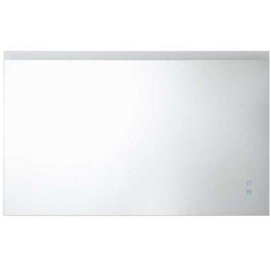 Badkamerspiegel 120x75x3,5cm (lxhxb) incl. ingebouwde LED verlichting en touch sensor  VE-1200J STONEART